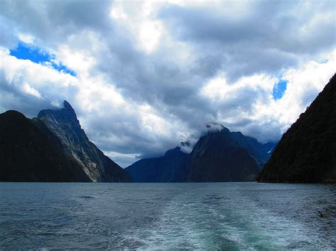 doubtful sound boat trip milford or doubtful sound my guide queenstown