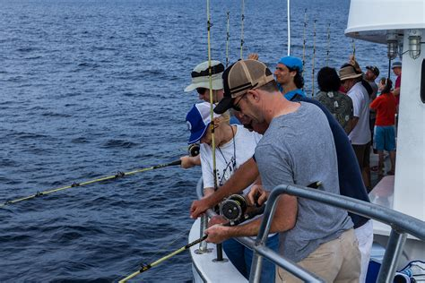 outer banks head boats full day offshore gulf stream fishing on the miss hatteras