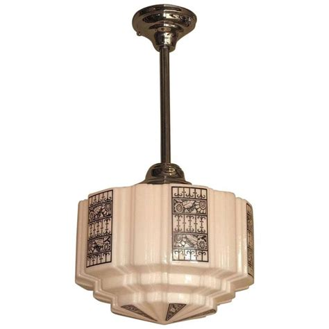1930s lighting fixtures deco design church fixture mid size 1920s 1930s at 1stdibs