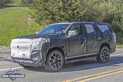 2020 Gmc Yukon Forum by 2020 Chevy Tahoe Gmc Yukon On Roads