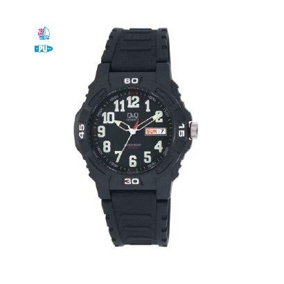 Harga Jam Tangan Merk Q Q Superior jual jam tangan pria cowok sporty merk qq qandq q q