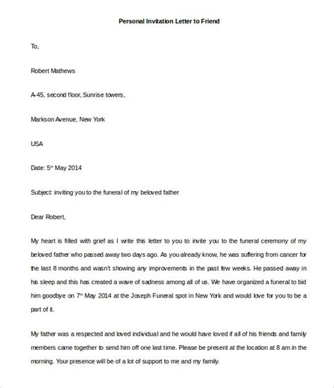 Invitation Letter Word Sle How To Write A Letter To Congress Sle Letter Idea 2018