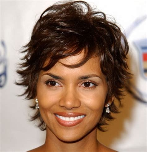 images of short feathered hairstyles 14 short hairstyles for black women short black
