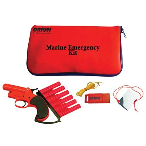 boat flare kit orion coastal alerter flare kit with accessories west marine
