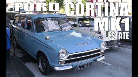 ford mk1 estate ford cortina estate mk1 1966 cuff miller 70