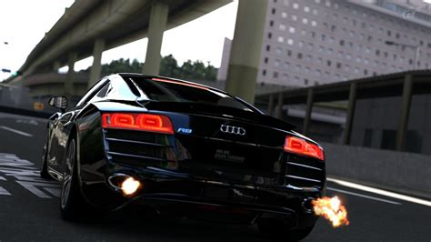 Car Wallpaper Ps3 by Cars Audi R8 Gran Turismo 5 Ps3 1920x1080
