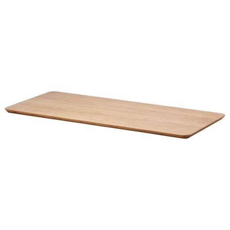 Table Tops hilver table top bamboo 140x65 cm ikea