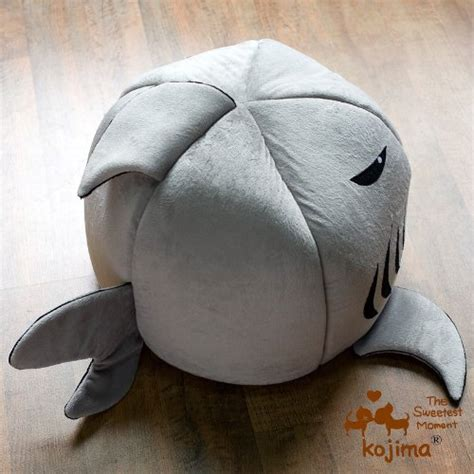 shark bed for dogs shark dog bed