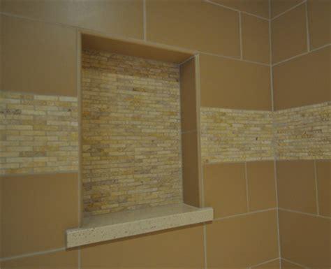 Ceramic Tile Around Bathtub Shower Niche And Mosaic Ceiling Question Ceramic Tile