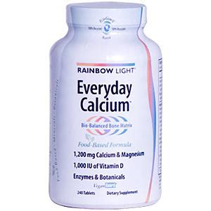 rainbow light everyday calcium reviews everyday calcium 120 tablets rainbow light 2018