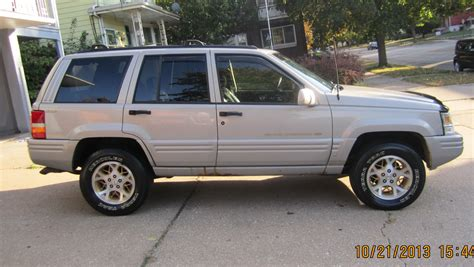 Jeep Grand 1997 1997 Jeep Grand Pictures Cargurus