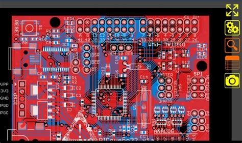 pcb layout software gerber gerber pcb viewer light android apps on google play