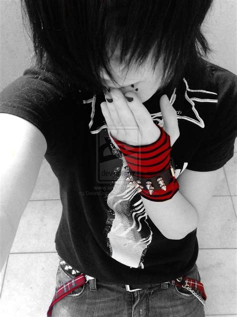 imagenes oscuras emo emo boy wallpapers wallpapersafari