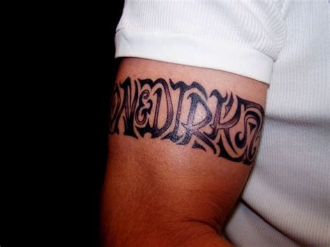 tattoo name ideas on arm 7 best places for male tattoos arm tattoos for men name