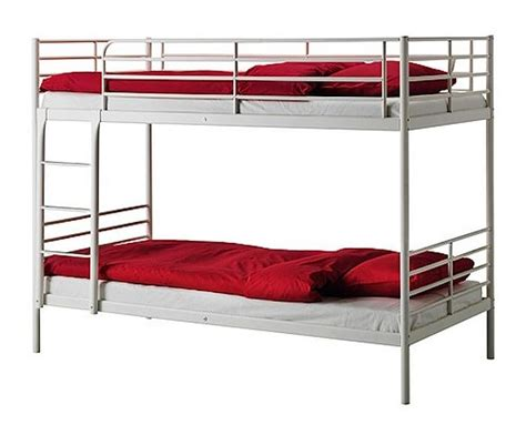 Ikea White Bunk Bed 10 Easy Pieces Bunk Beds For Rooms Remodelista