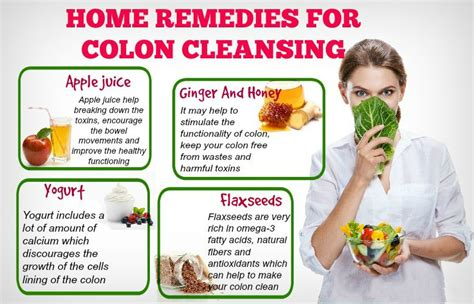 How To Do A Detox Cleanse At Home by 10 Home Remedies For Colon Cleansing