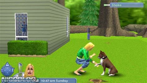 The Sims 2 Sony Psp the sims 2 pets europe psp iso nicoblog org