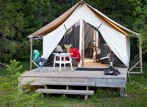 happy glampers luxury camping spots   northwest