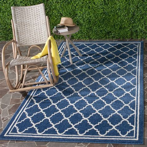 10 x 14 outdoor rug safavieh indoor outdoor amherst grey