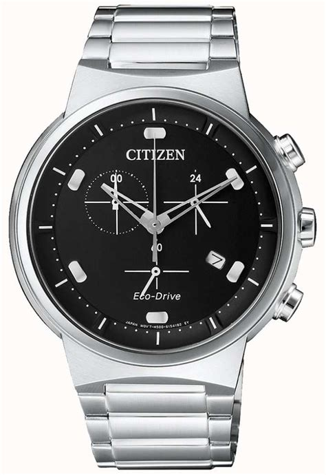 citizen mens eco drive chronograph at2400 81e class watches