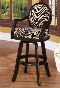 Zebra Print Bar Stools 1000 Images About Zebra Print Bar Stools On