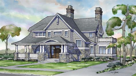 Home Floor Plans 3500 Square Feet shingle style home plans shingle style style home