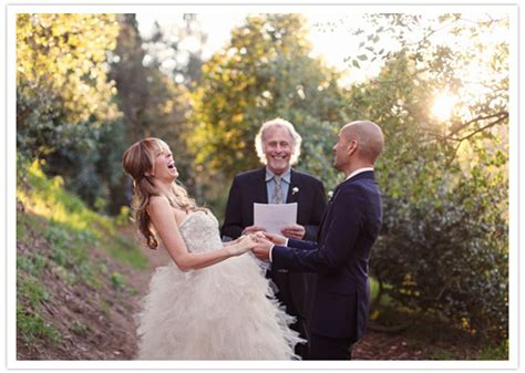 wedding ceremony after eloping southern california elopement lou real weddings