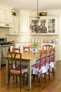 Eat In Kitchen Furniture by French Country Style English Traditions Blog