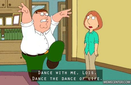 Dance Party Meme - when making an entrance in to a party do you make your