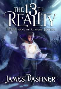 13th reality journal curious letters james dashner ezbookreviews