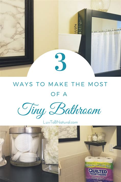 8 Ways To Update Your Look by 8 Ways To Makeover Your Bathroom On A Budget Read