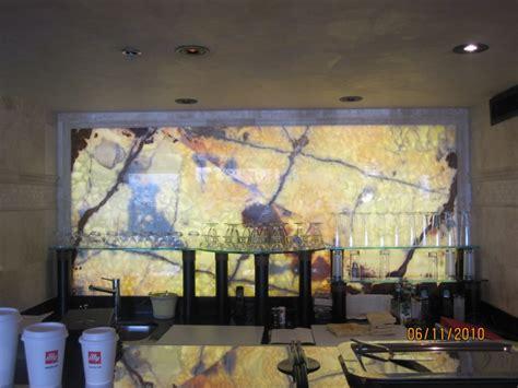led backsplash cost backlit onyx countertops electrical contractor talk