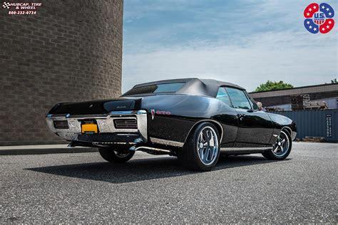 Pontiac Gto Rims by Pontiac Gto Us Mags Trans Am U429 Wheels Matte Gunmetal