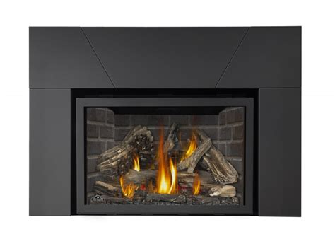 gas burning fireplace inserts toronto home comfort fireplaces gas burning inserts