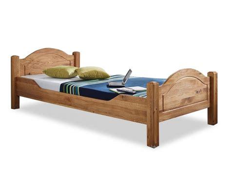 letti singoli in legno massello letto moderno in legno massello astor singolo o una