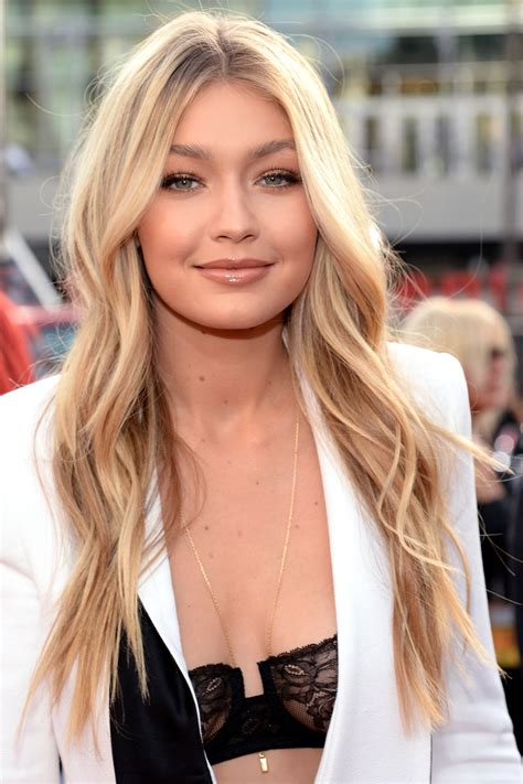 gigi hadid hair color gigi hadid hair color evolution gigi hadid hair