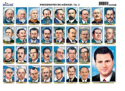 lista los presidentes de mexico los 5 presidentes que m 225 s han endeudado a m 233 xico