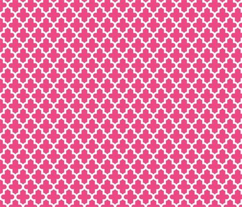 pink moroccan pattern hot pink moroccan fabric sweetzoeshop spoonflower