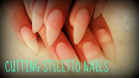 how to cut nails that are how to cut stiletto tip studio design gallery best design