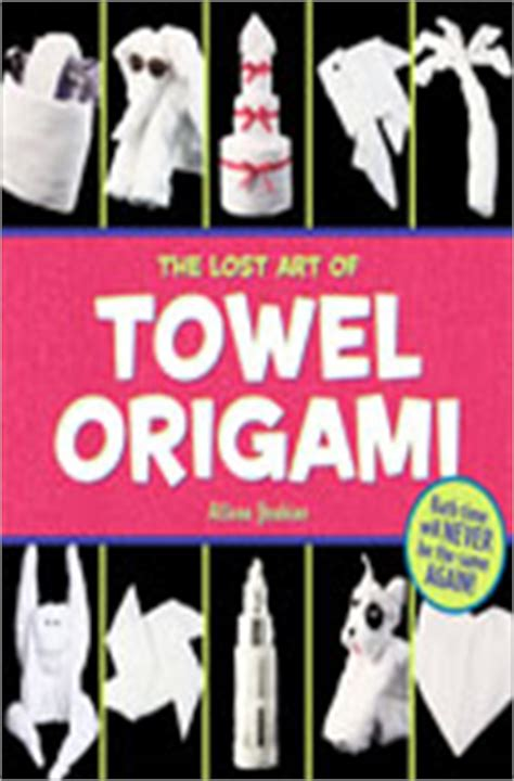 Towel Origami Book - abebooks more books