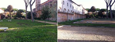 Giardini Prima E Dopo by Giardino Di Sant Alessio Prima E Dopo I Lavori Trait D