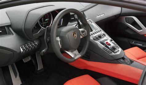 Inside A Lamborghini Aventador Drive 2012 Lamborghini Aventador Lp700 4 W