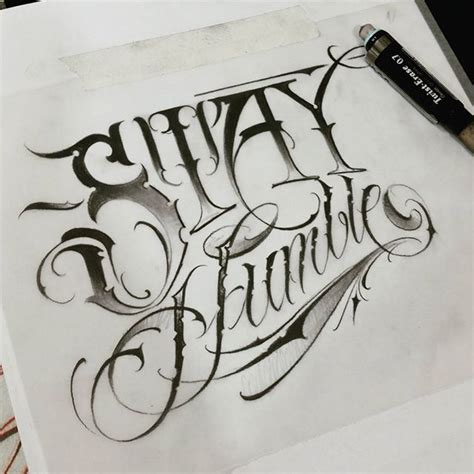 stay humble tattoos 827 best letras images on lettering script