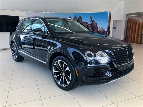 2019 bentley bentayga v8 price 2019 bentley bentayga v8 stock 9n024517 for sale near