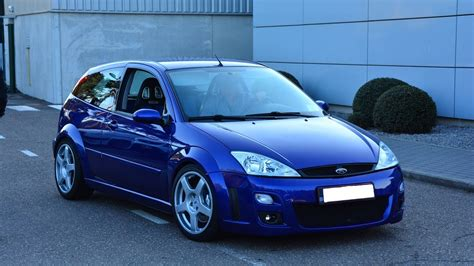 ford focus rs mk  ford test track video youtube