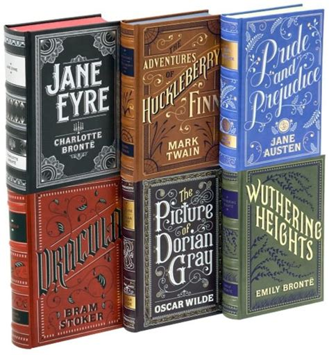 a reader classic reprint books barnes noble leatherbound classics series a book