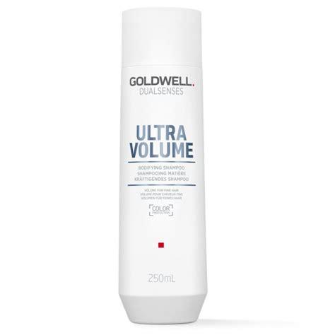 goldwell dualsenses ultra volume bodifying shoo 250ml