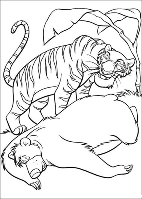 jungle cubs coloring pages 301 moved permanently