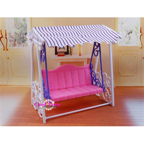 barbie swing set aliexpress com buy miniature furniture my fancy life