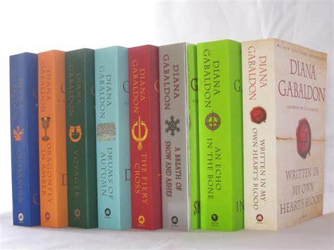 diana gabaldon outlander series 8 book set 1 8 outlander set by diana gabaldon books 1 8 in series
